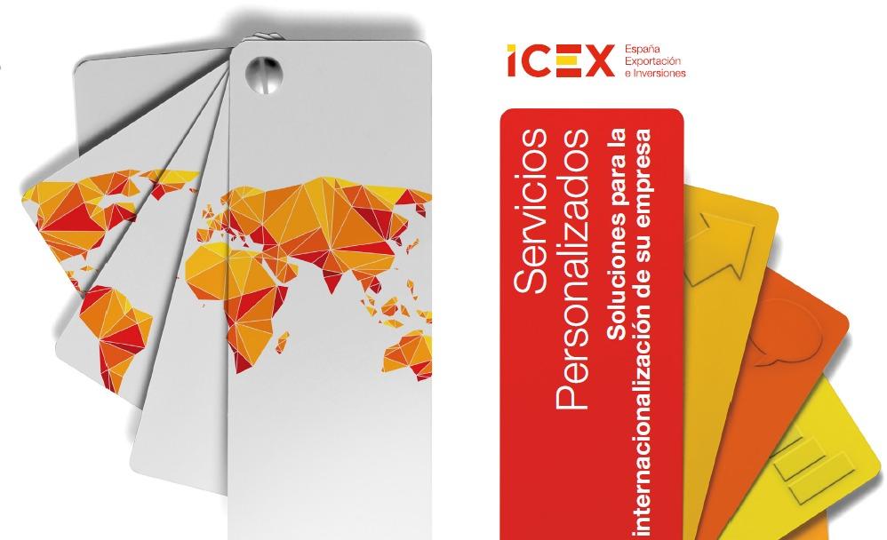 Servicios personalizados ICEX