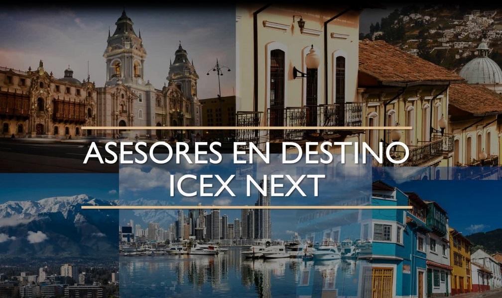 Asesores en Destino ICEX Next